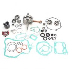 YZ 250 2002 02 Complete Engine Rebuild Box Crank Piston Main & Gearbox Bearings